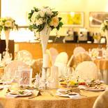 Ресторан The Garden Grille & Bar - фотография 6 - Свадебное торжество