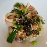 """Ресторан Corner Kitchen & Café - фотография 6 - Рис с морепродуктами """"Seafood don"""""""