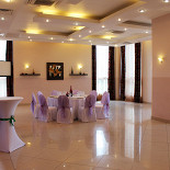 Ресторан Комета - фотография 6 - Малый банкетный зал