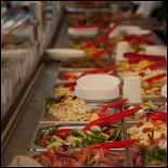 Ресторан Мельница - фотография 6 - Линия раздачи