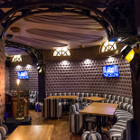 Ресторан Арбат, 13 - фотография 3 - Банкетный - караоке зал.