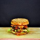 Ресторан 16 Burgerov - фотография 2 - Английский завтрак.