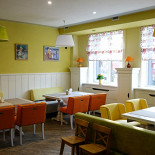Ресторан Тапки - фотография 4 - Зал с детской комнатой!