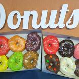 Ресторан Mega Premium Donuts - фотография 1