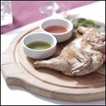 Ресторан Pane & Olio - фотография 4 - Цыпленок ала дьявола