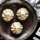 Ресторан Джонджоли - фотография 3 - Хинкали из баранины