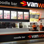 Ресторан Vanwok - фотография 1 - 3 этаж, фудкорт
