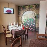 Ресторан Акварель - фотография 3 - Балкон - вместимость до 15 человек