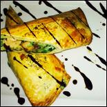 Ресторан 317 - фотография 4 - Роллы с лососем