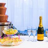 Ресторан Оазис - фотография 2 - Шоколадный фонтан в ресторане Оазис