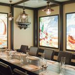 Ресторан Пятый океан - фотография 5 - Большой VIP-зал