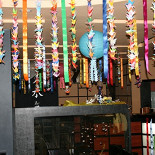 Ресторан Японский дворик - фотография 1 - 7 лет ресторану Японский дворик Жулебино