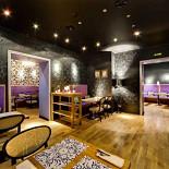 Ресторан Черника  - фотография 3 - Черника кафе основной зал