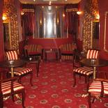 Ресторан Кафе драмы и комедии - фотография 1 - Сигарный зал