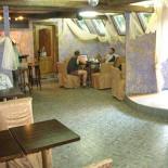 Ресторан No comment - фотография 1 - Первый зал. На 30 посадочных мест.