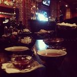 Ресторан Узбечка - фотография 1 - Чай с бергамотом и инжирное варенье.