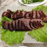 Ресторан Лусюнь - фотография 2 - утка по пекински