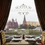Ресторан Пьяцца Росса - фотография 2 - Лучший столик с видом на Кремль.