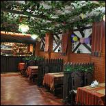 Ресторан Хлеб соль - фотография 3 - Интерьер ресторана