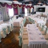 Ресторан Юность - фотография 1 - Банкетный зал 1