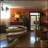 Ресторан Гарибальди - фотография 1 - Зал