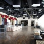 Ресторан Юность - фотография 3 - Банкетный зал 3 (без мебели)