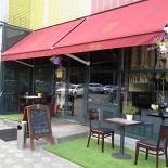 Ресторан Grace Bar - фотография 3 - Очень удобненько с коляской:)