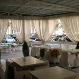 Ресторан Mi piace - фотография 6 - Летняя веранда.