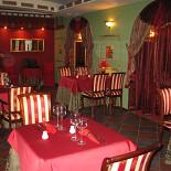 Ресторан Кафе драмы и комедии - фотография 2 - Столовая