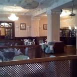 Ресторан Океан - фотография 2 - Обеденный зал ресторана «Океан»