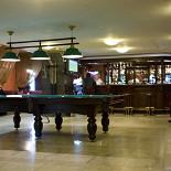 Ресторан Спутник - фотография 3 - Зона бара и бильярда