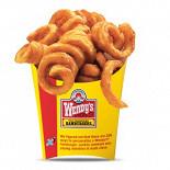 Ресторан Wendy's - фотография 5 - Картофель Кёрли (Curly Fries)  Сочные нежные картофельные спиральки с золотистой корочкой.