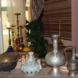 Ресторан Ду-шеш - фотография 3 - кальян и декор ресторана