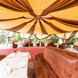 Ресторан Bellagio - фотография 6 - Летняя площадка