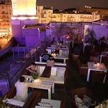 Ресторан Kabuki - фотография 3 - Летняя веранда на крыше ТЦ Атриум с прекрасным видом на Москву