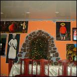Ресторан Хванчкара - фотография 1 - Банкетный стол