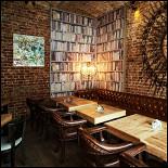 Ресторан Bookafe - фотография 3