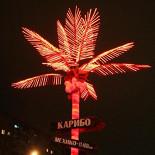Ресторан Карибо - фотография 2 - Пальма, указатель к КАРИБО