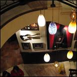 Ресторан Hard Rock Café - фотография 1 - лестница