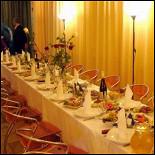 Ресторан Vcafe - фотография 1 - Заказать свадебный банкет