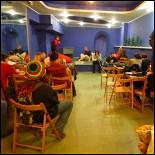 Ресторан Ложка - фотография 1 - Нижний зал Здесь проходят концерты и прочие мероприятия