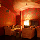 Ресторан Одеяло - фотография 3 - Красный зал