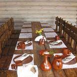 Ресторан Трапезная - фотография 5 - Малый банкетный зал