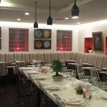 Ресторан Cinq sens - фотография 4 - Зал бистро