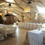 Ресторан Трапезная - фотография 2 - Большой банкетный зал
