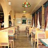 Ресторан Мир пиццы - фотография 1 - Просторные панорамные балконы.