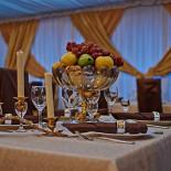 Ресторан Bellagio - фотография 2 - Зеркальный банкетный зал на 100 человек