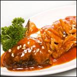 Ресторан Чайна-таун - фотография 2 - карп Сун - шу