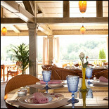 Ресторан Генацвале-сити - фотография 6 - Веранда Генацвале Сити