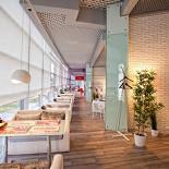 Ресторан Сушимин - фотография 2 - ТРЦ Фантастика. Новый СУШИМИН. Открыт с 23 сентября 2011 года ул. Родионова 187, 2 этаж, слева от зоны фуд корта
